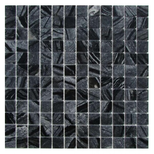 FK Marble Classic Mosaic Imperial Grey 23-4P 30x30