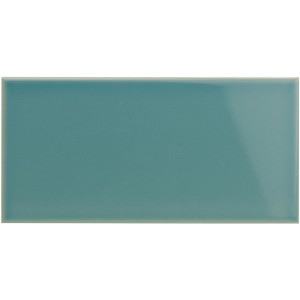Original Style Artworks Aqua Source Rounded Long Edge 7.5x15.2