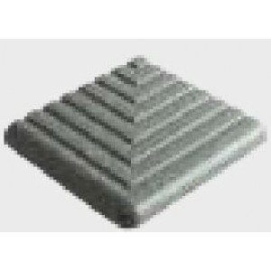Original Style Dorset Woolliscroft Step Tread Corner Dark Grey 10x10